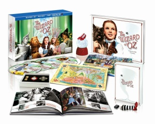 Wizard of Oz Where is Annie's Stories?