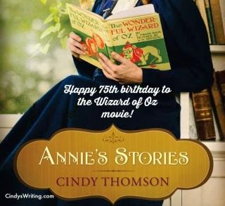 Annie's Stories Wizard of Oz